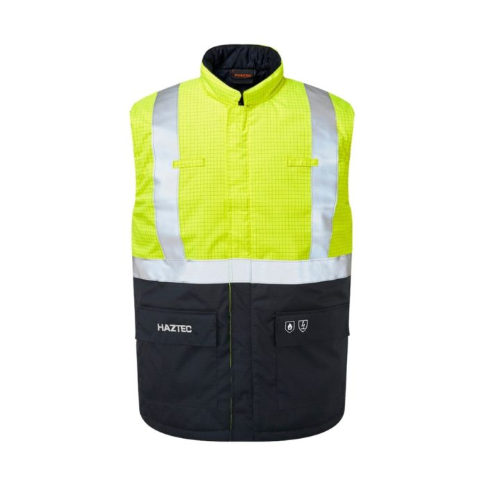 AS2469 HAZTEC® Bodywarmer FR AS Inherent