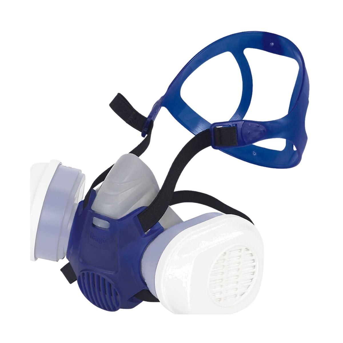 RP3300 Drager Half-Mask Twin Filter Respirator
