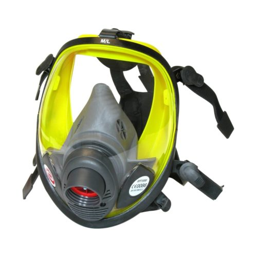 RP5512 Scott Vision 2 Full-Face Mask Respirator