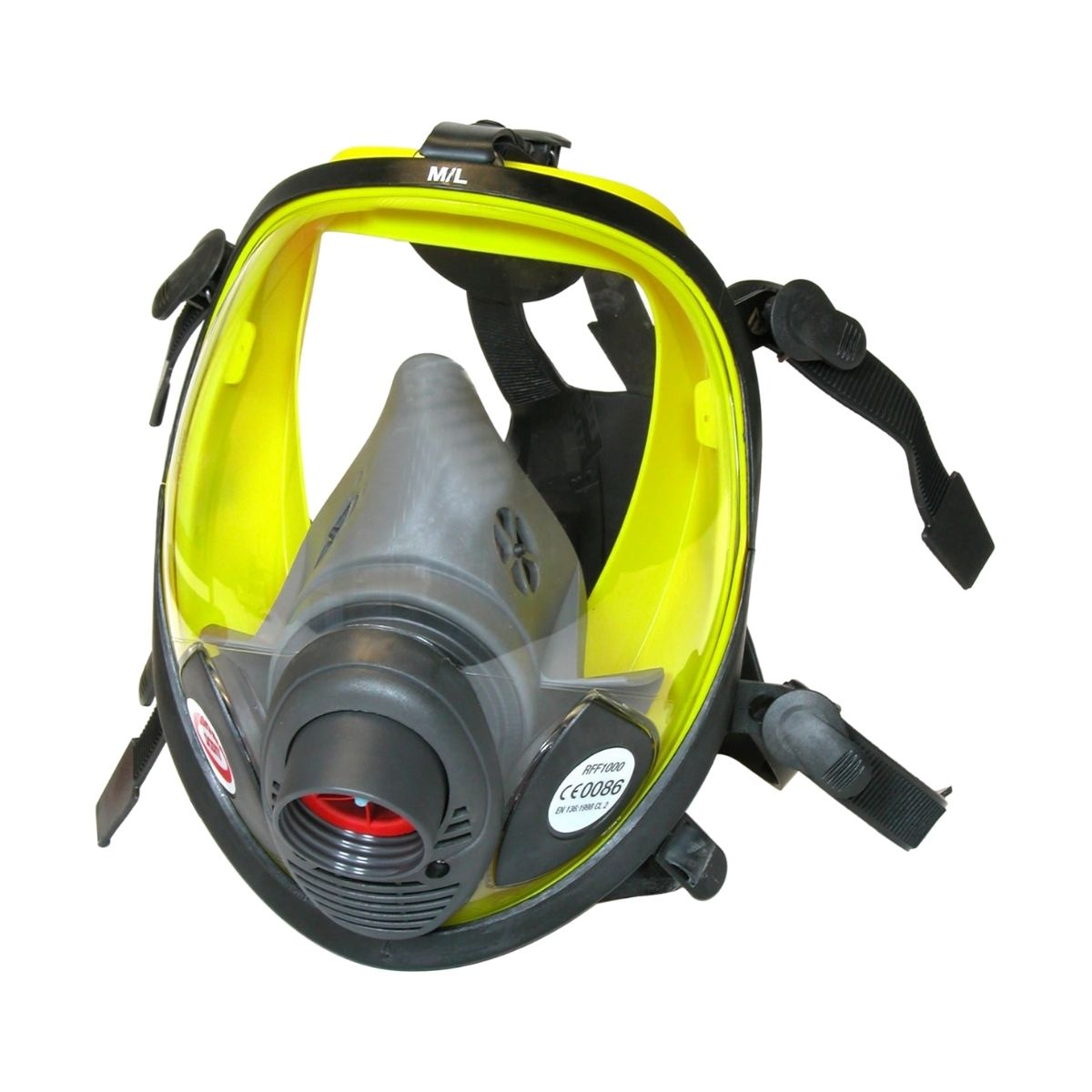 RP5512 Scott Vision 2 Full-Face Mask Respirator