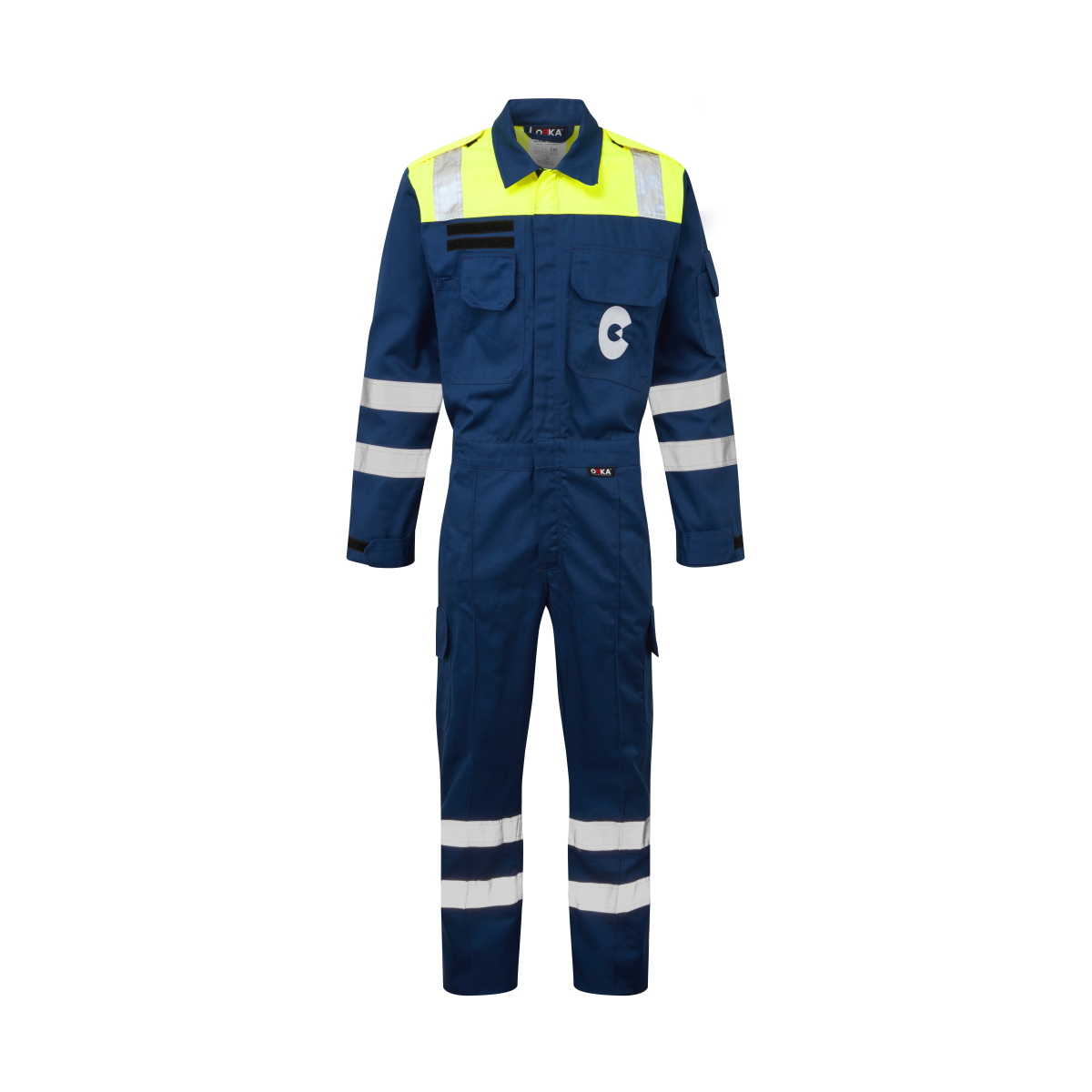 WW1024_Mariner Two-Tone Coverall_Navy-HVY