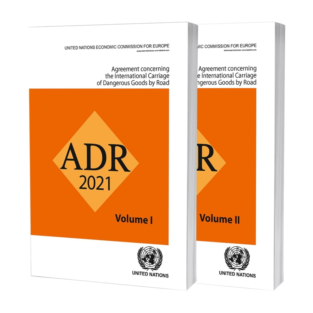 AE0015 2 Volume Standard Binding Edition