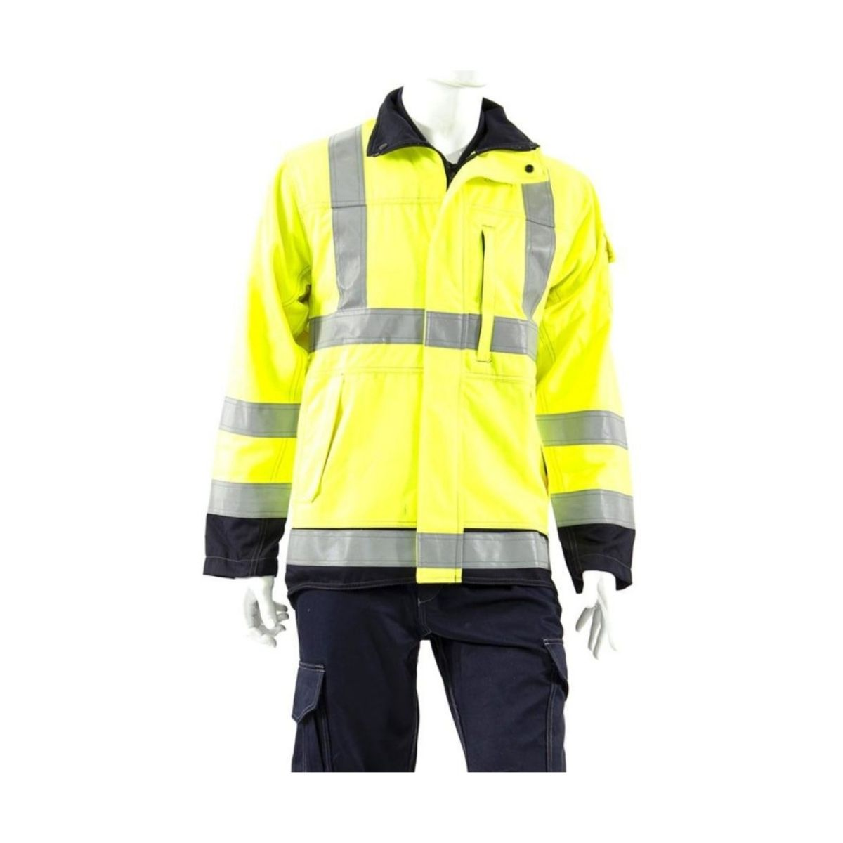 AS6900 HAZTEC® Mondo FR AS Inherent Driver Jacket - Mannequin