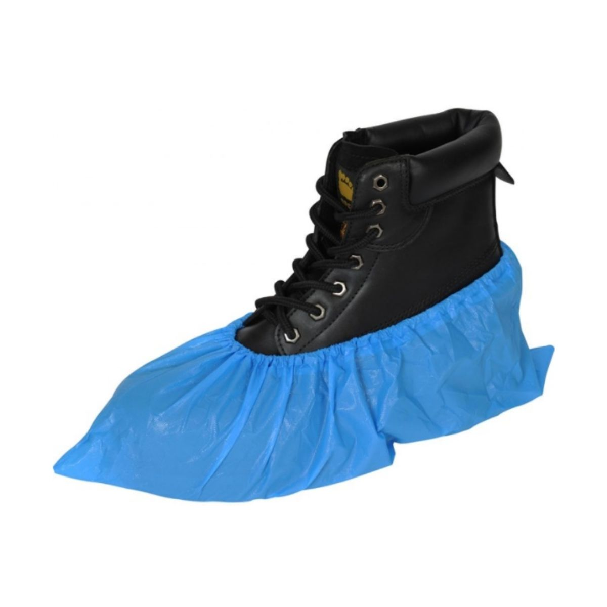 DC6812 Disposable Blue Overshoes - Pack of 100 (50 Pairs)