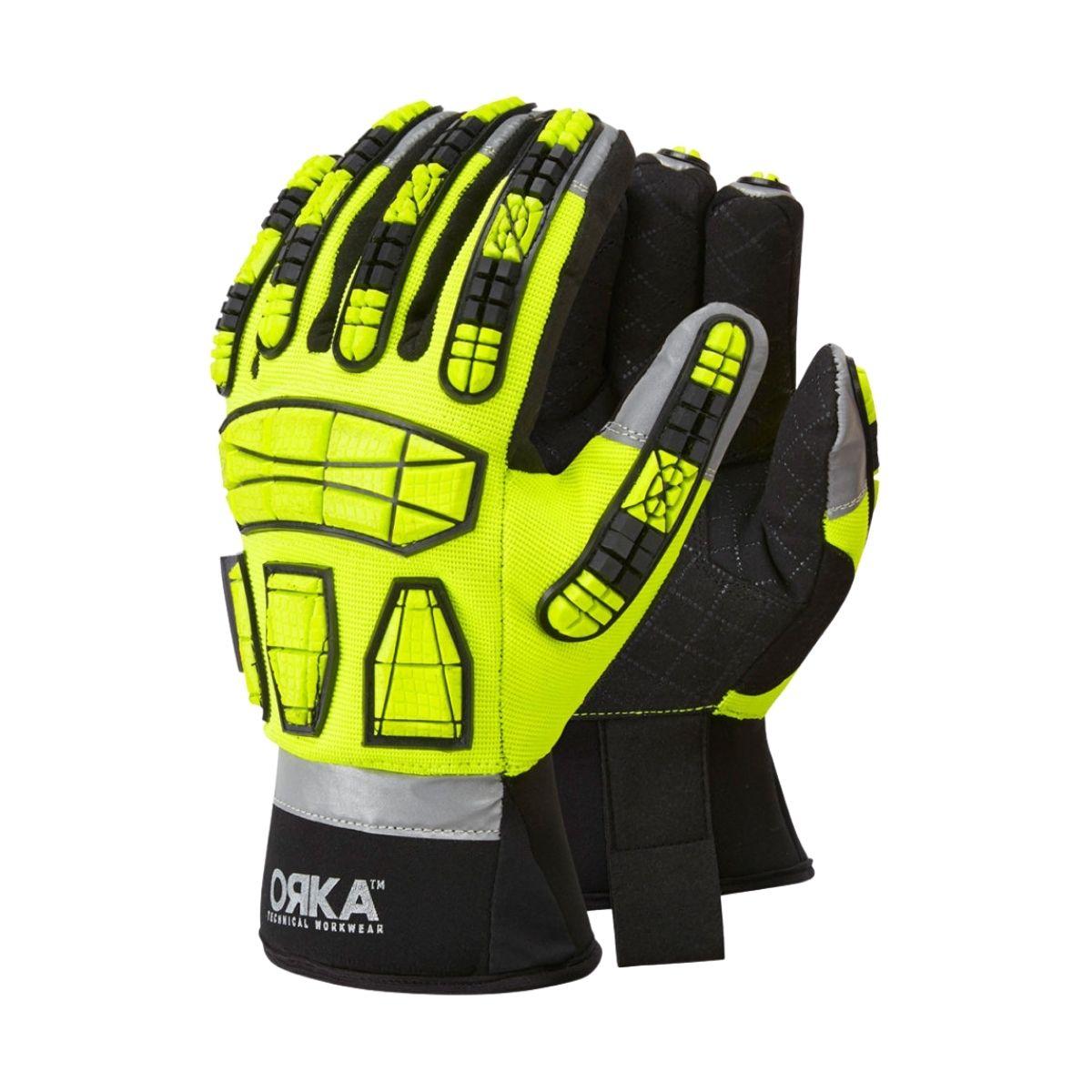 GL1901 ORKA Oil Impact Waterproof Gloves