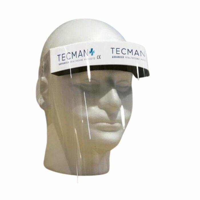HF0909 Tecman Face Visor