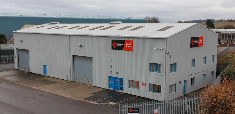 Hazchem Aberdeen Dyce Distribution Centre