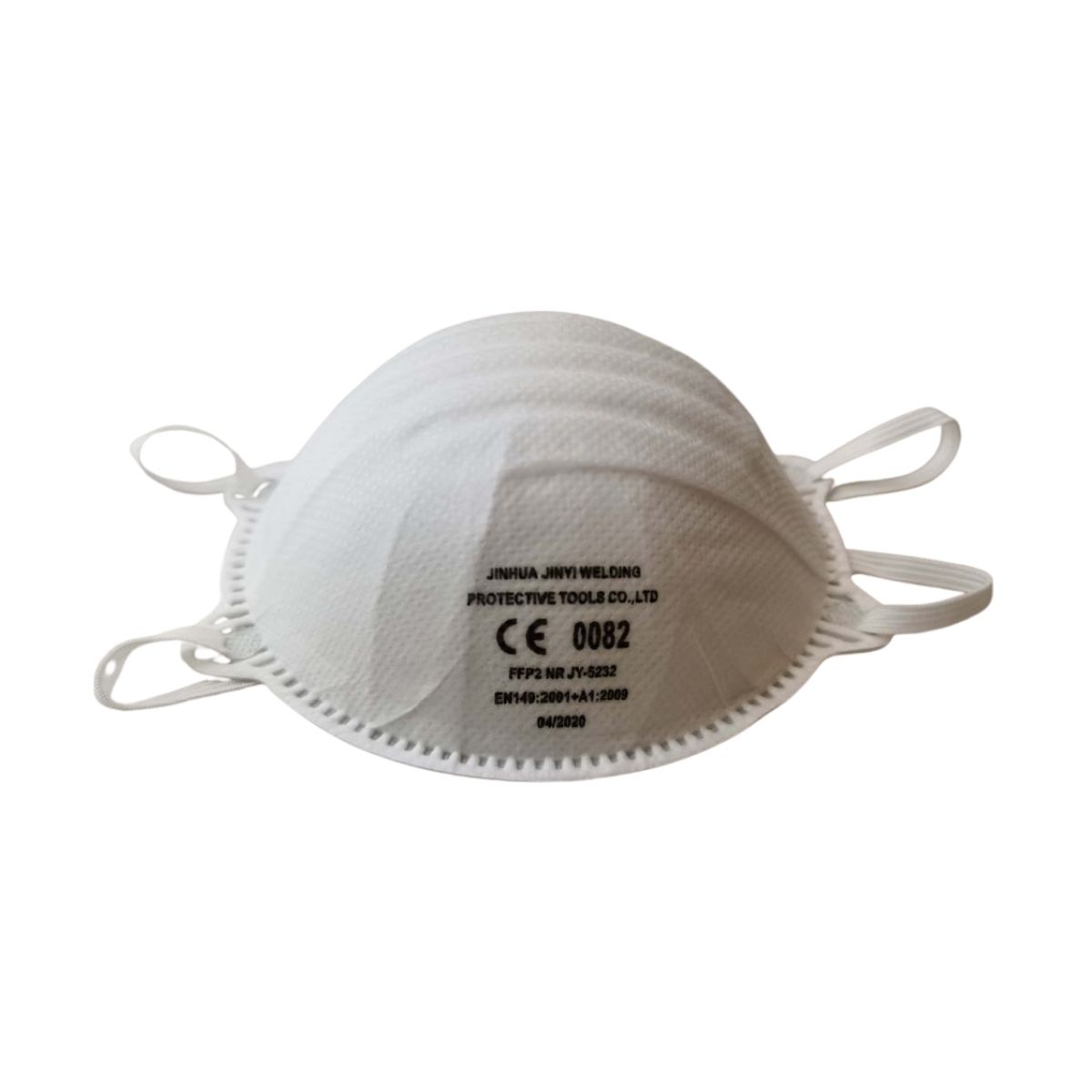 RP0032 FFP2 Non-Valved Cupped Mask (Box of 20)