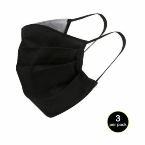 RP0051 Regatta Three Layer Anti-Bacterial Face Cover Pack of 3