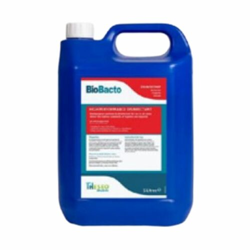 CC1500 BioBacto 5L Disinfectant Concentrate