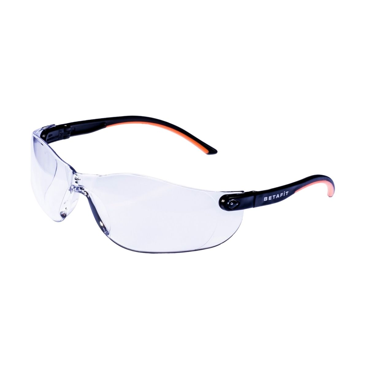 EW2202 Montana Clear AS_AF Safety Glasses