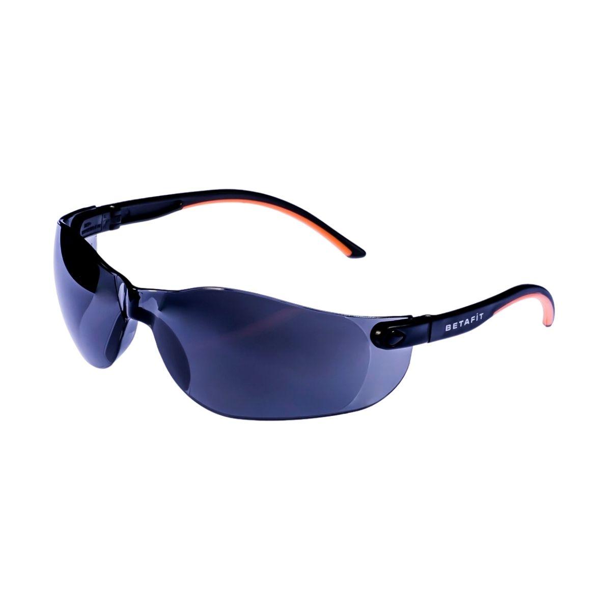 EW2203 Montana Smoke Grey Tinted Safety Glasses