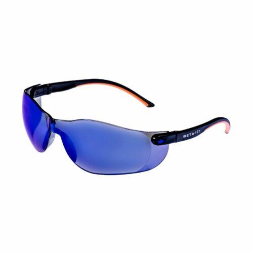 EW2205 Montana Blue Mirror Lens Safety Glasses