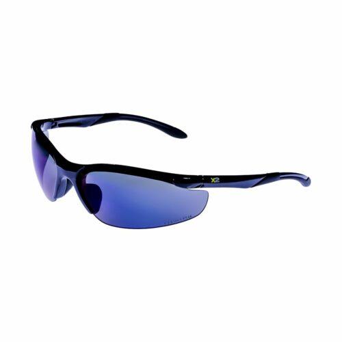 EW4285 Xcess Blue Mirror Safety Glasses