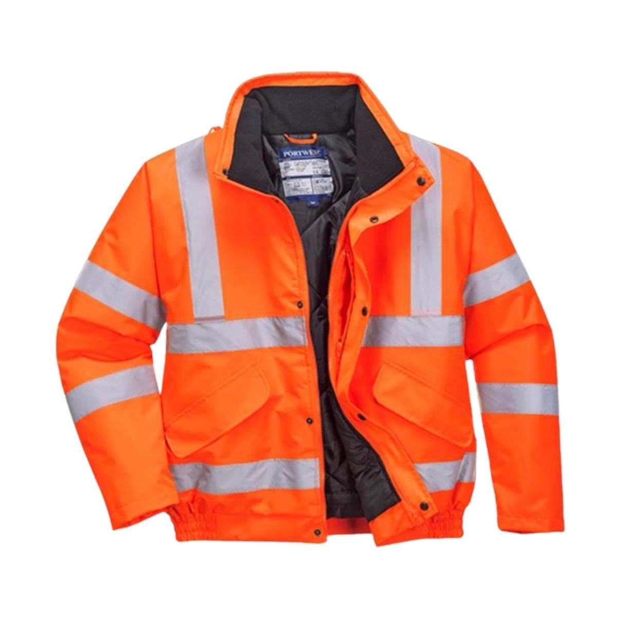 HV1007 High Visibility Class 3 Bomber Jacket