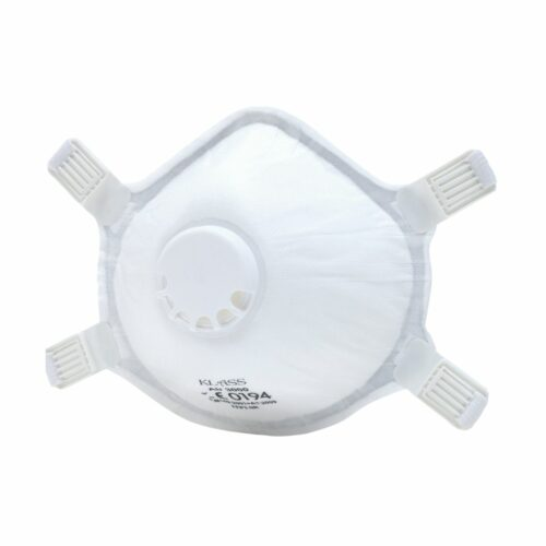 RP0026 Air 3000 FFP3 Valved Moulded Cup Mask Front
