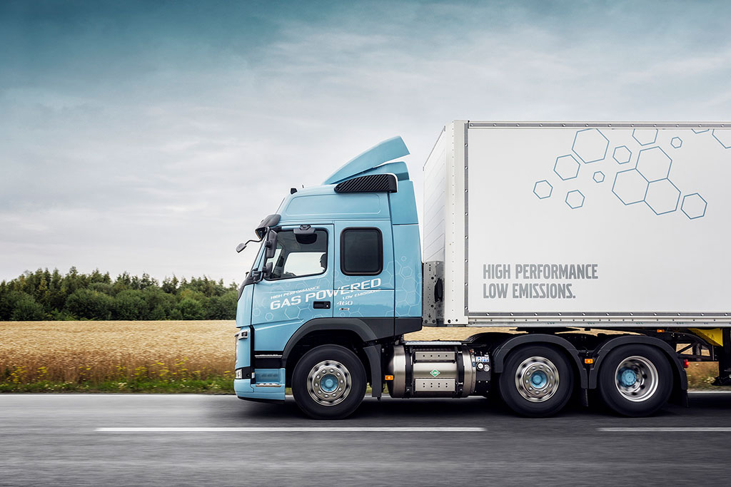 Calor Lorry Image Feature