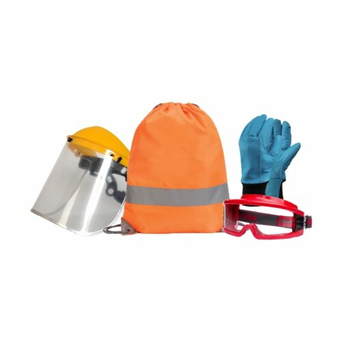 DK0038 Gold LNG Driver Refuelling PPE Kit