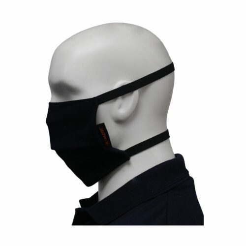 FR0045 HAZTEC FR AS ARC 210gsm Fabric Elastic Loop Facemask (1)