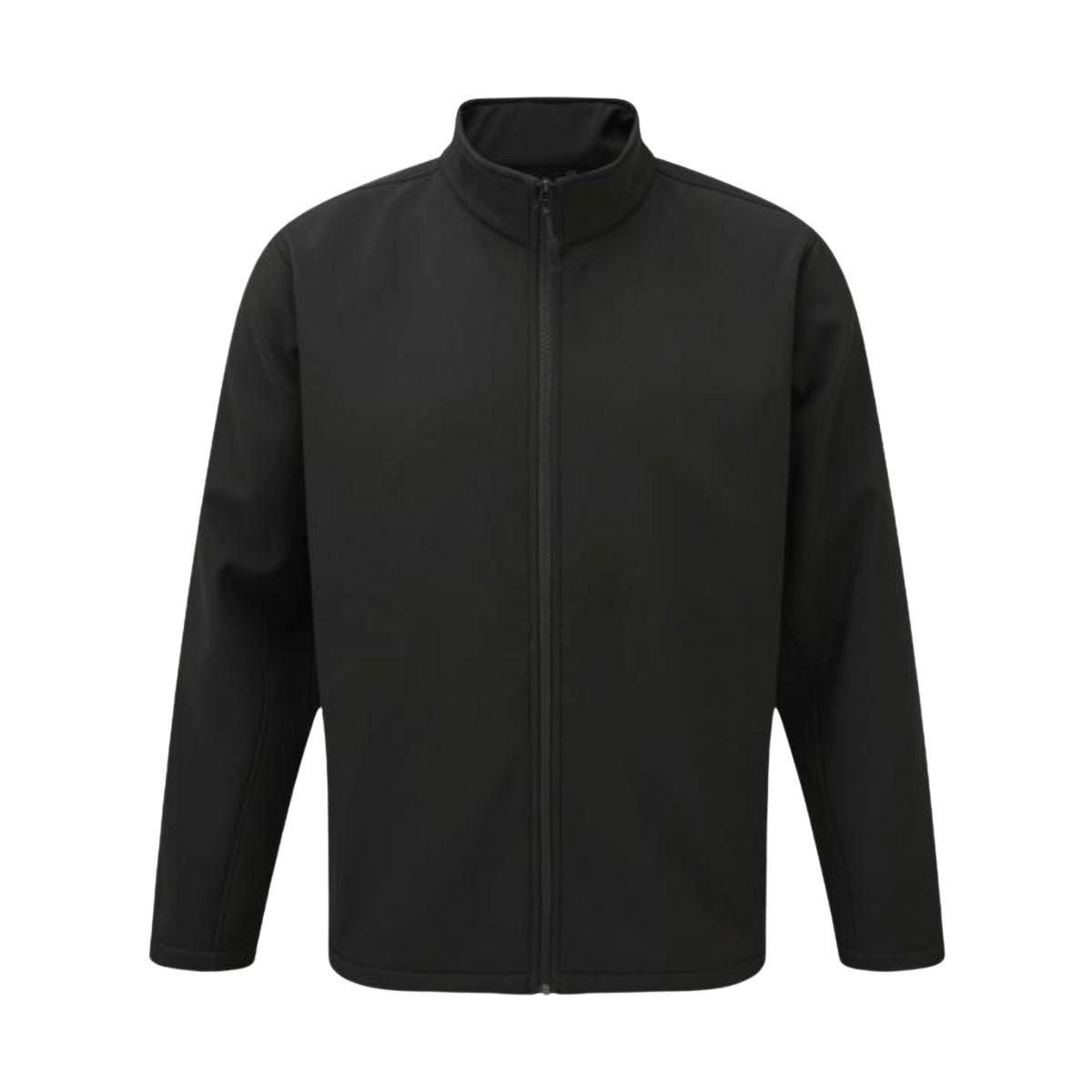 JK9612 Classic Full Zip Softshell Jacket