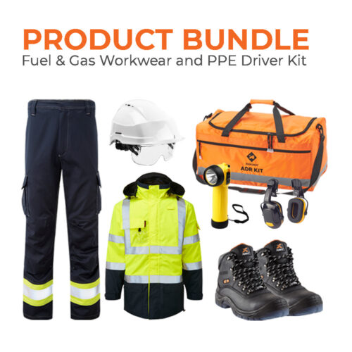 Fuel & Gas Workwear and PPE Driver Kit