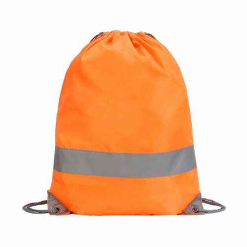 WW0020 Hi-Vis Stafford Drawstring Tote Backpack