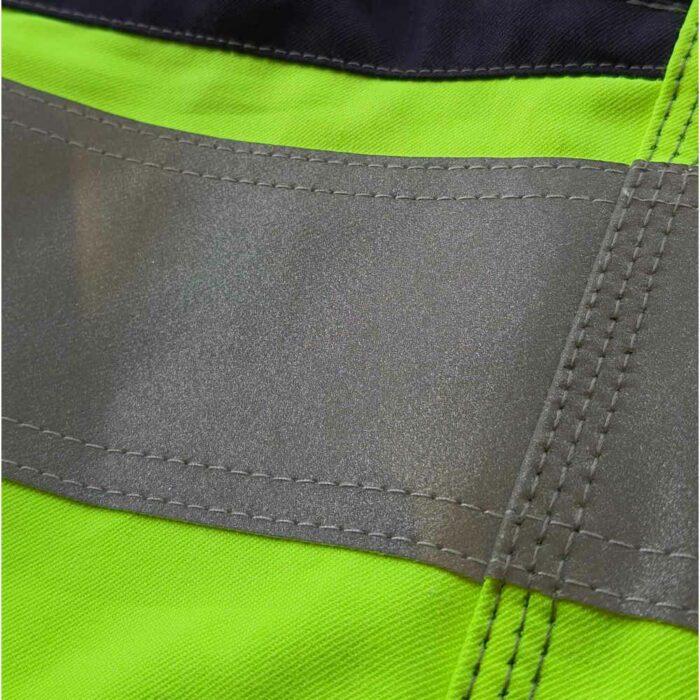 AS0065 HAZTEC® Kilmar FR AS HV Two Tone Trouser_EN ISO 20471 Certified
