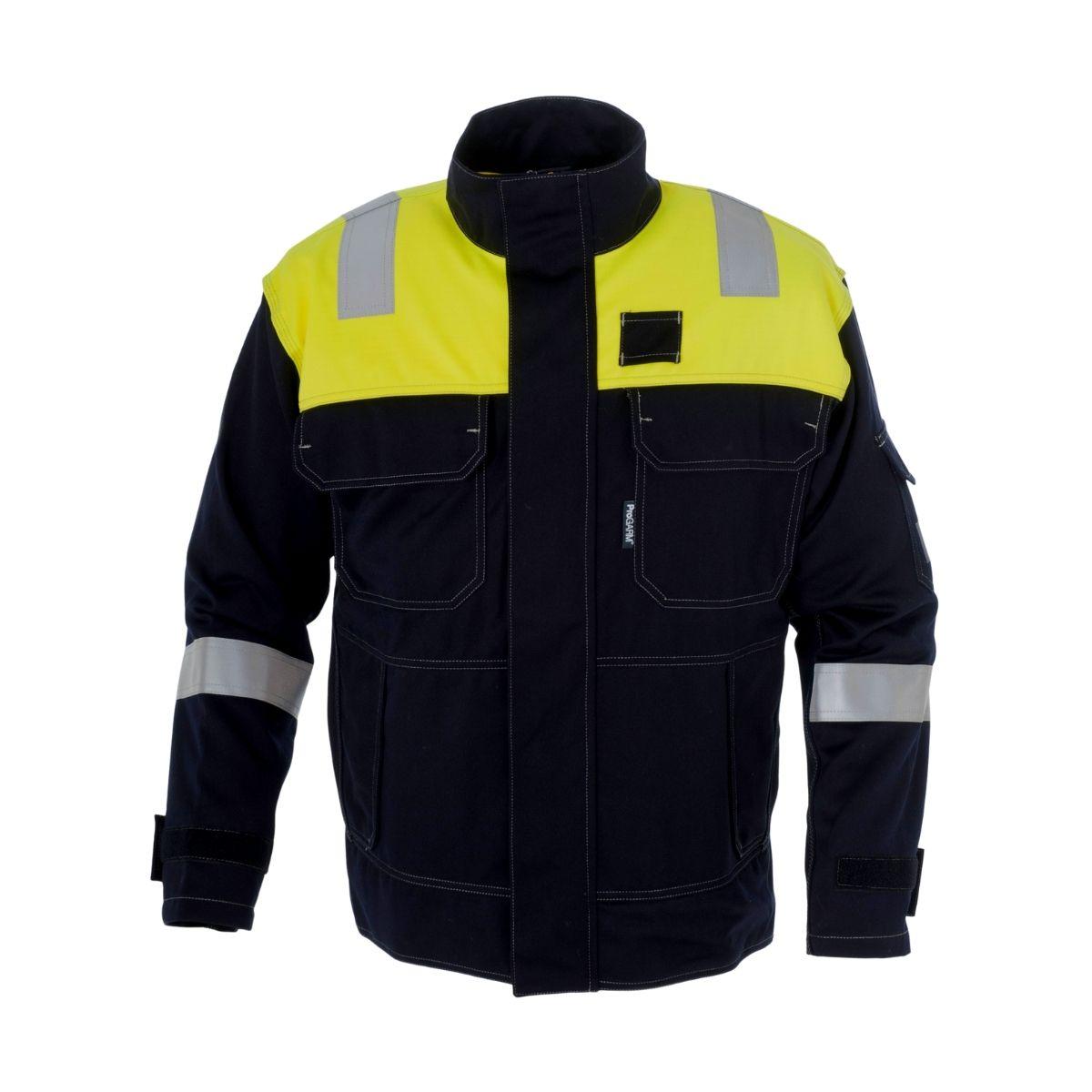 AS5808 ProGARM Jacket 300gsm Inherent AS FR Hi-Vis