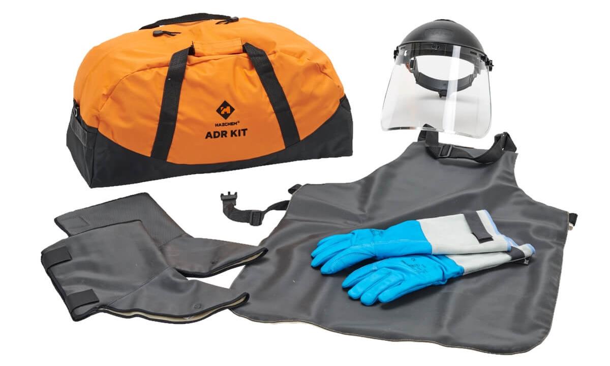 Dry Ice Safe Handling Cryogenic Kit