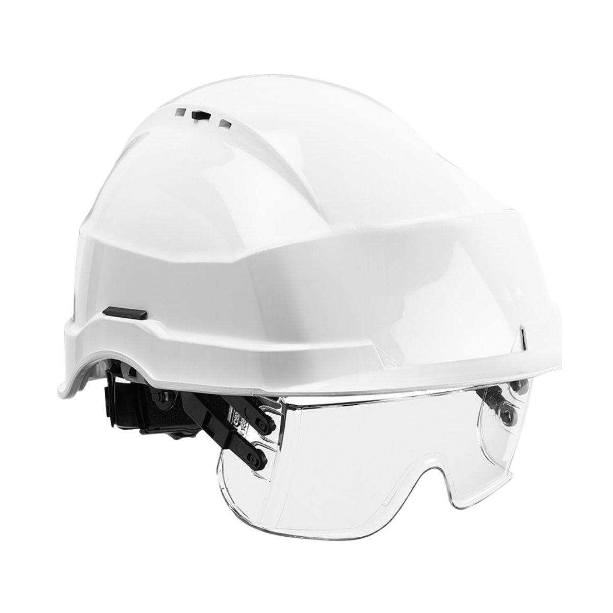HF0510 Iris II Safety Visor and Helmet