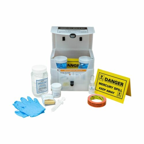 SC0005 Single Use Mercury Spill Kit