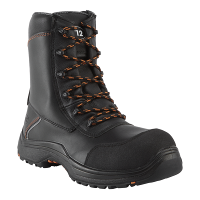 SF1300 High Leg Zip Side Safety Boot