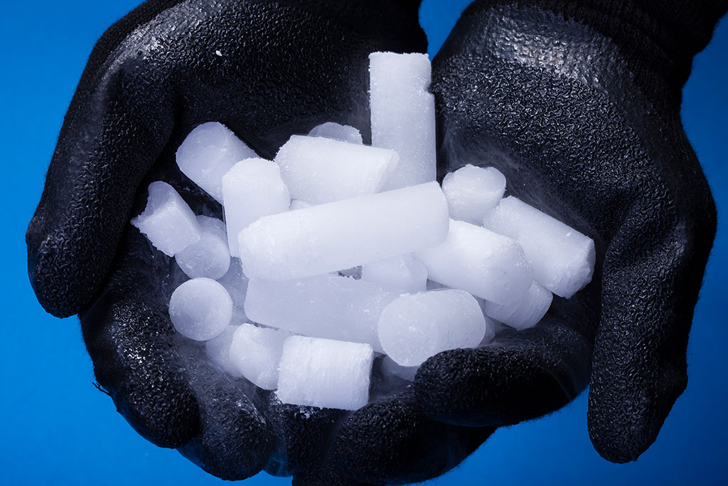 Dry Ice Safe Handling