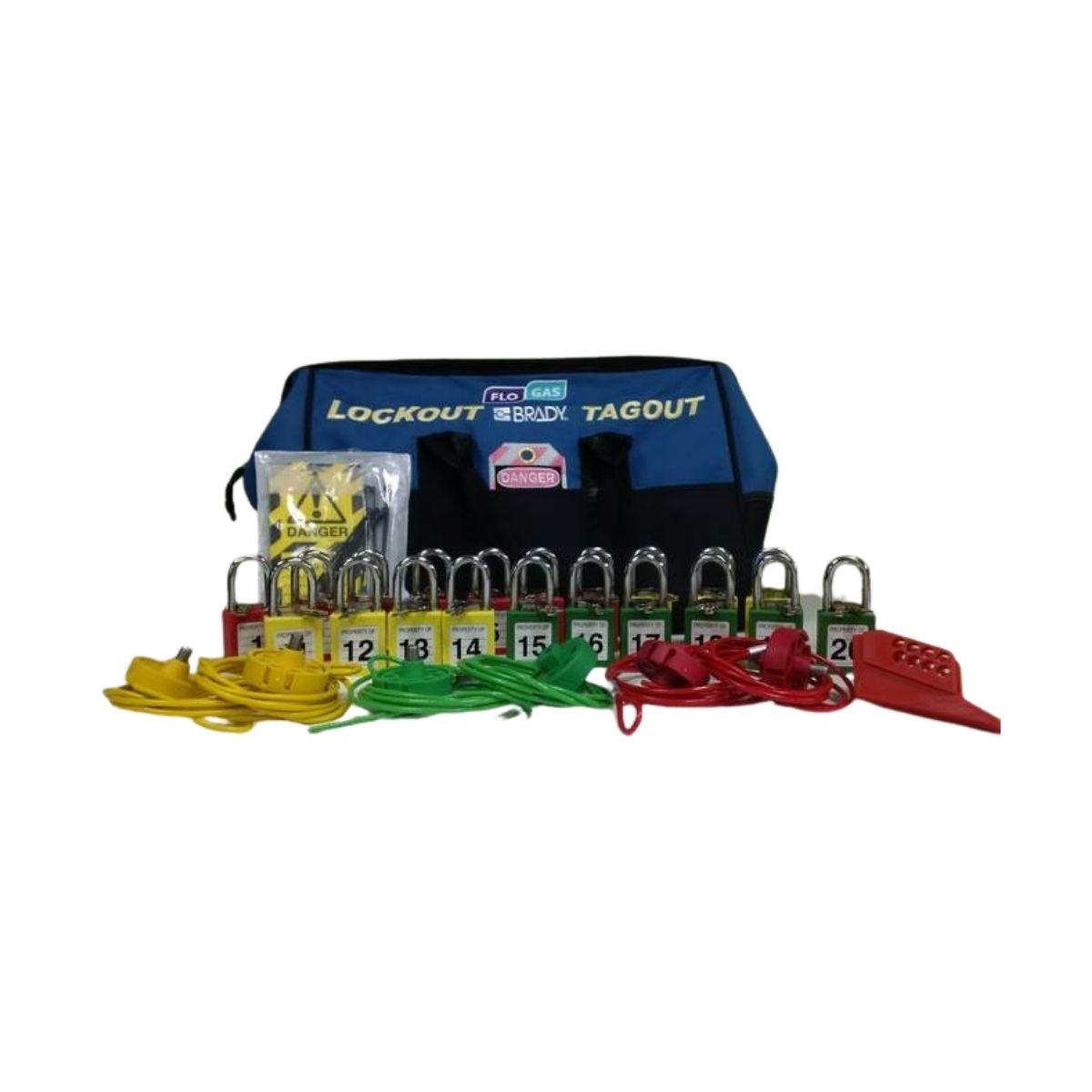 WH6625 Large Lockout Kit