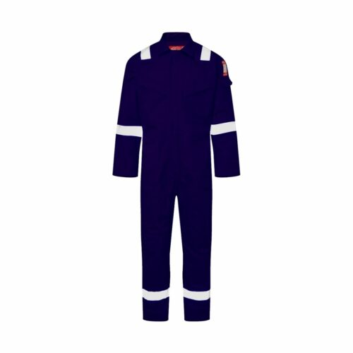AS1393 BizFlame 280gsm Anti-Static Flame Retardant Treated Coverall