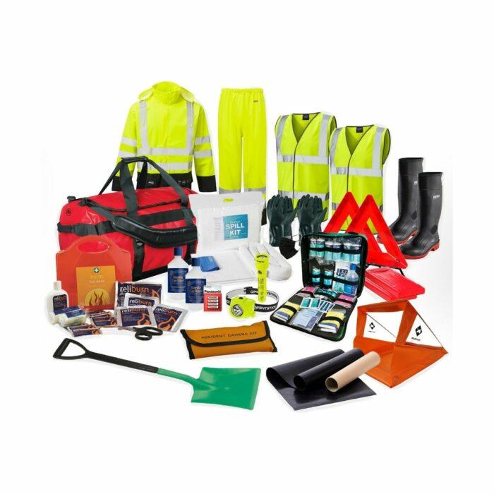 DK0036 Petrochemical Emergency Response Kit
