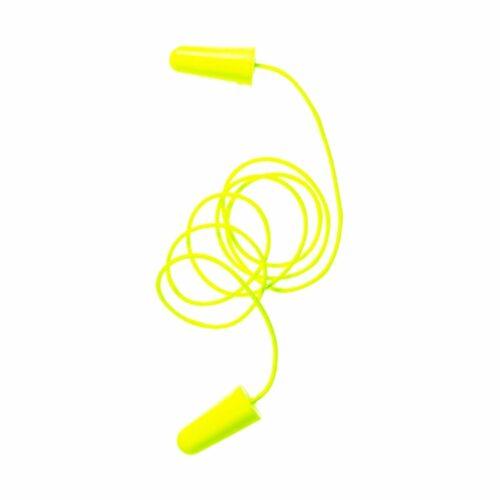 HP6001 Noisebeta Corded Ear Plugs Box Of 200 Pairs