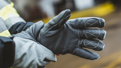 Hazchem Cryogenic Winter Gloves Shop