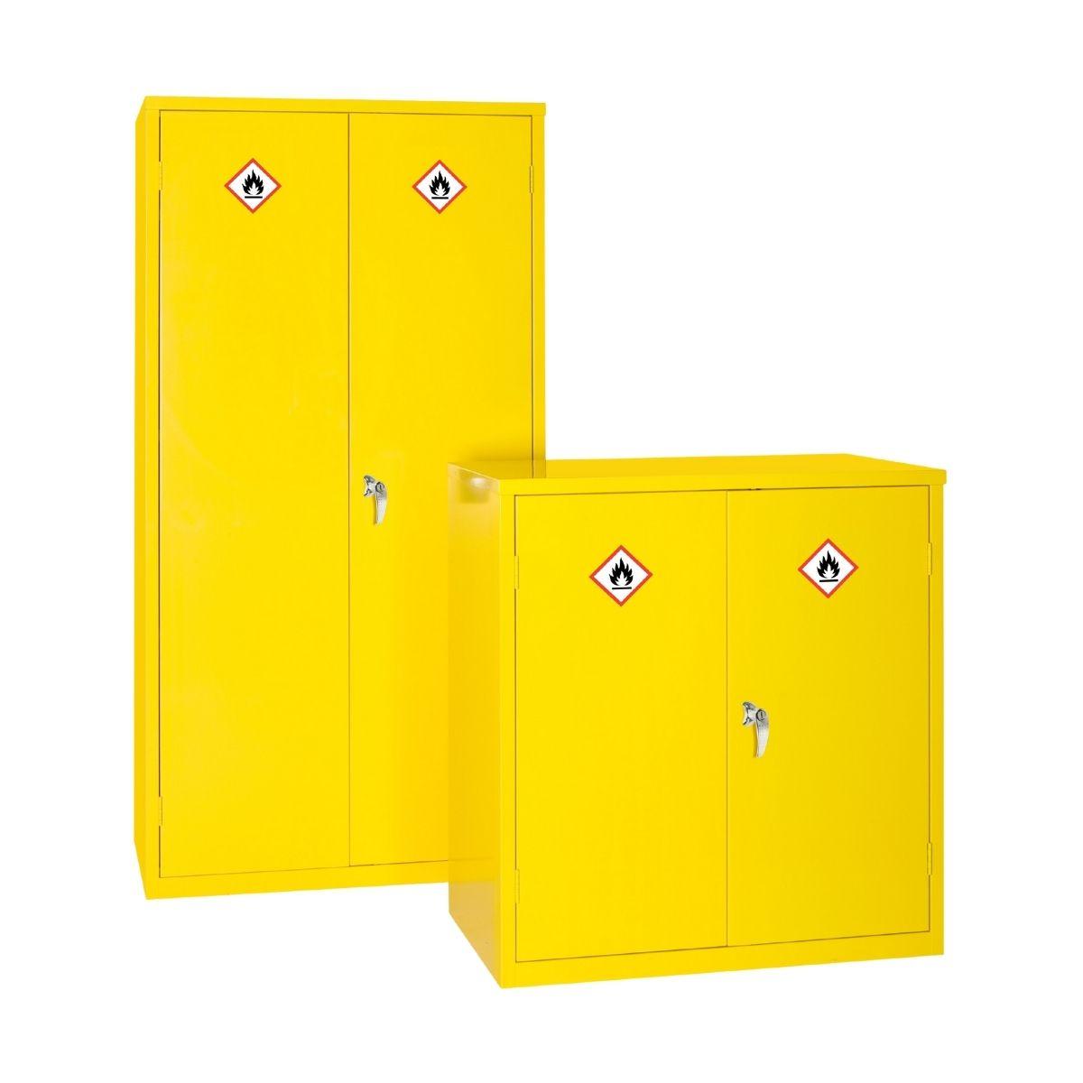 JP0044 Dangerous Substance Cabinets 1525 x 915 x 457