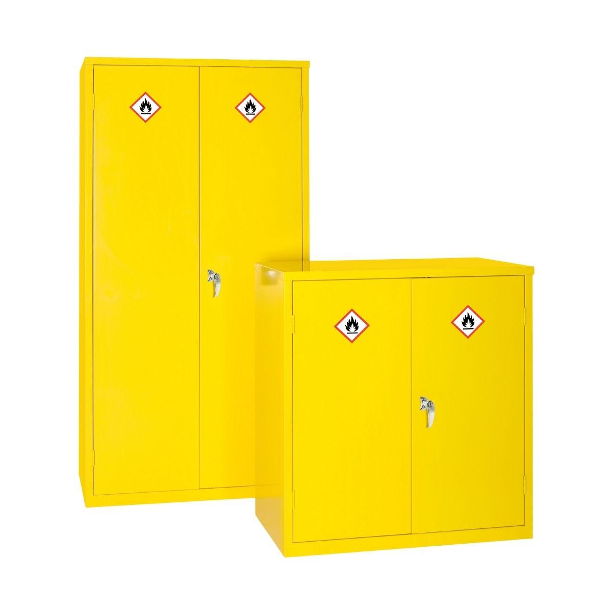 JP0045 Dangerous Substance Cabinets 1200 x 915 x 457