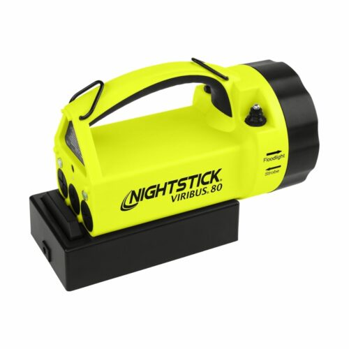 PL0010 Nightstick Intrinsically Safe Dual Light Rechargeable Technology