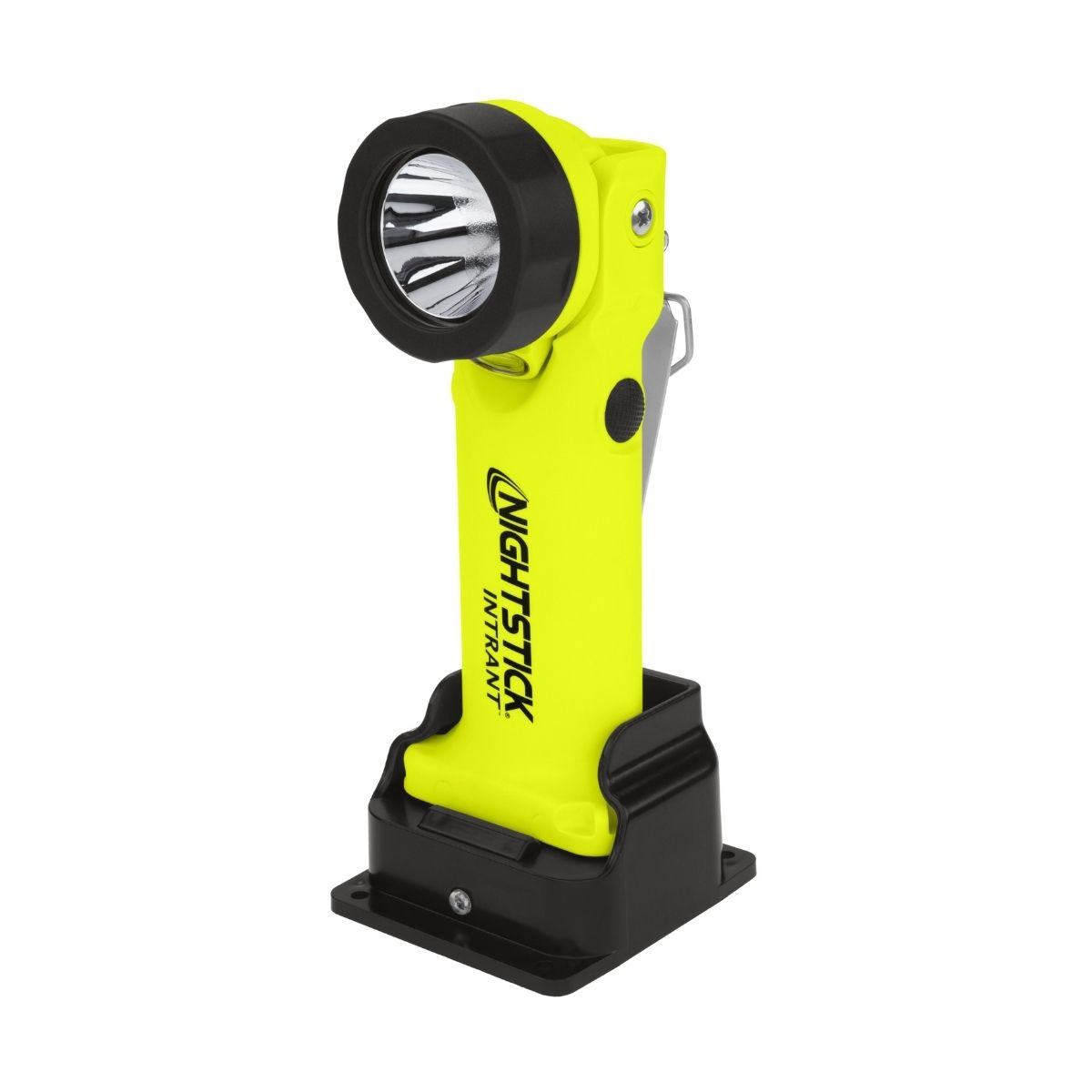 PL0012 Nightstick Intrinsically Safe Rechargeable Dual-Light Angle Light