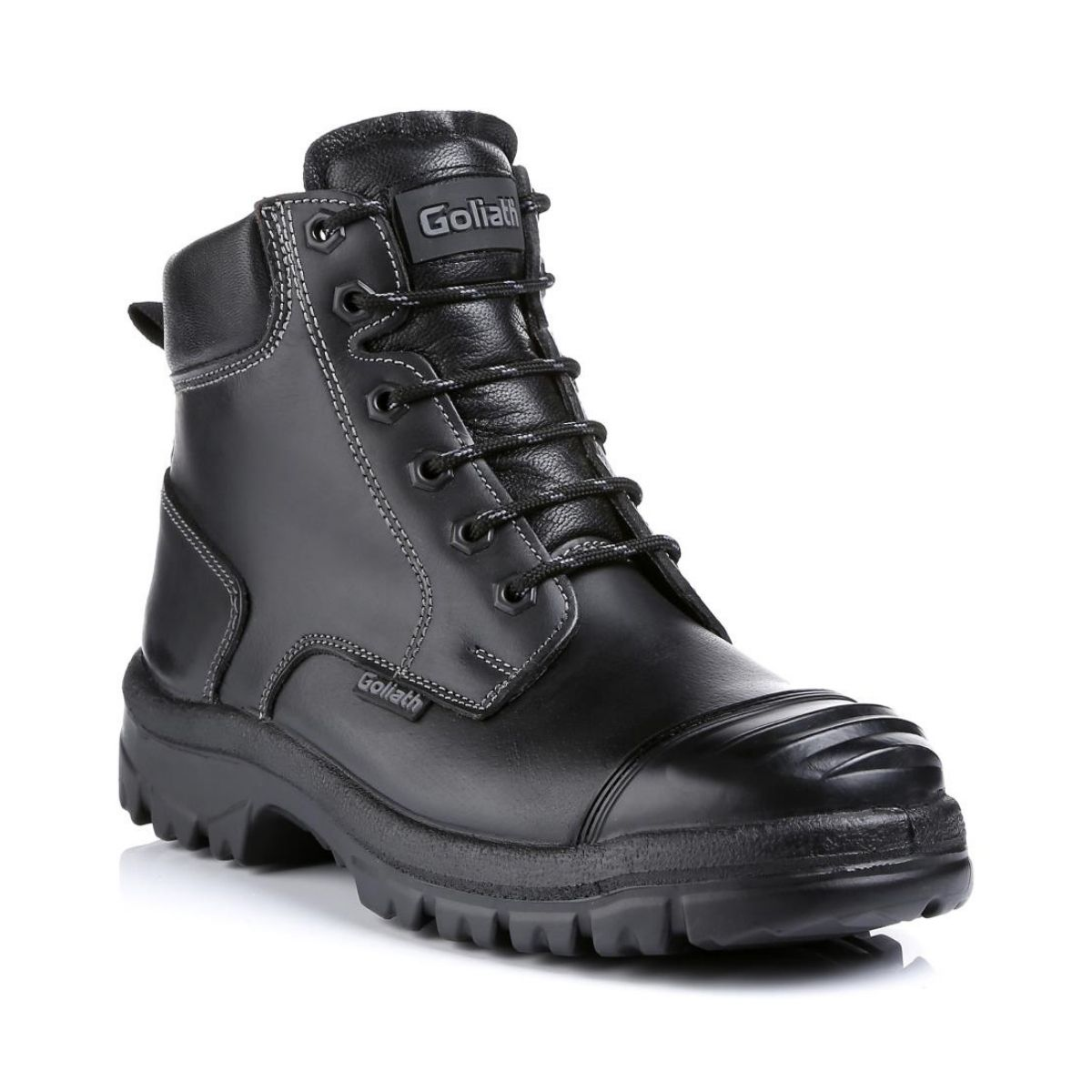 SF0070 Goliath DDR Rubber Utility Ankle Boot