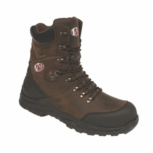 SF6255 V12 Rocky Zip Sided Waterproof Hiker Boot