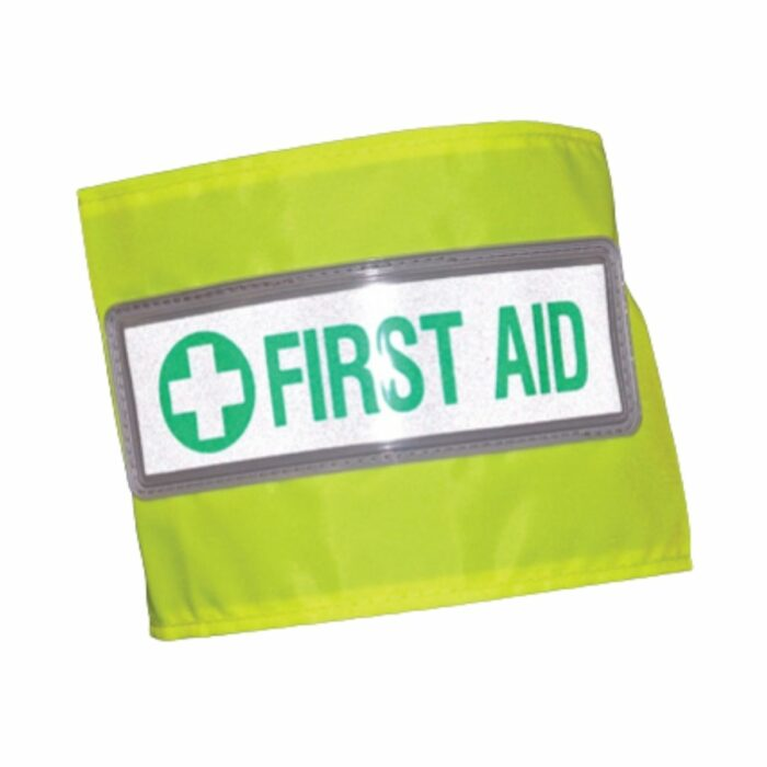 SS56469 First Aid Reflective Armband