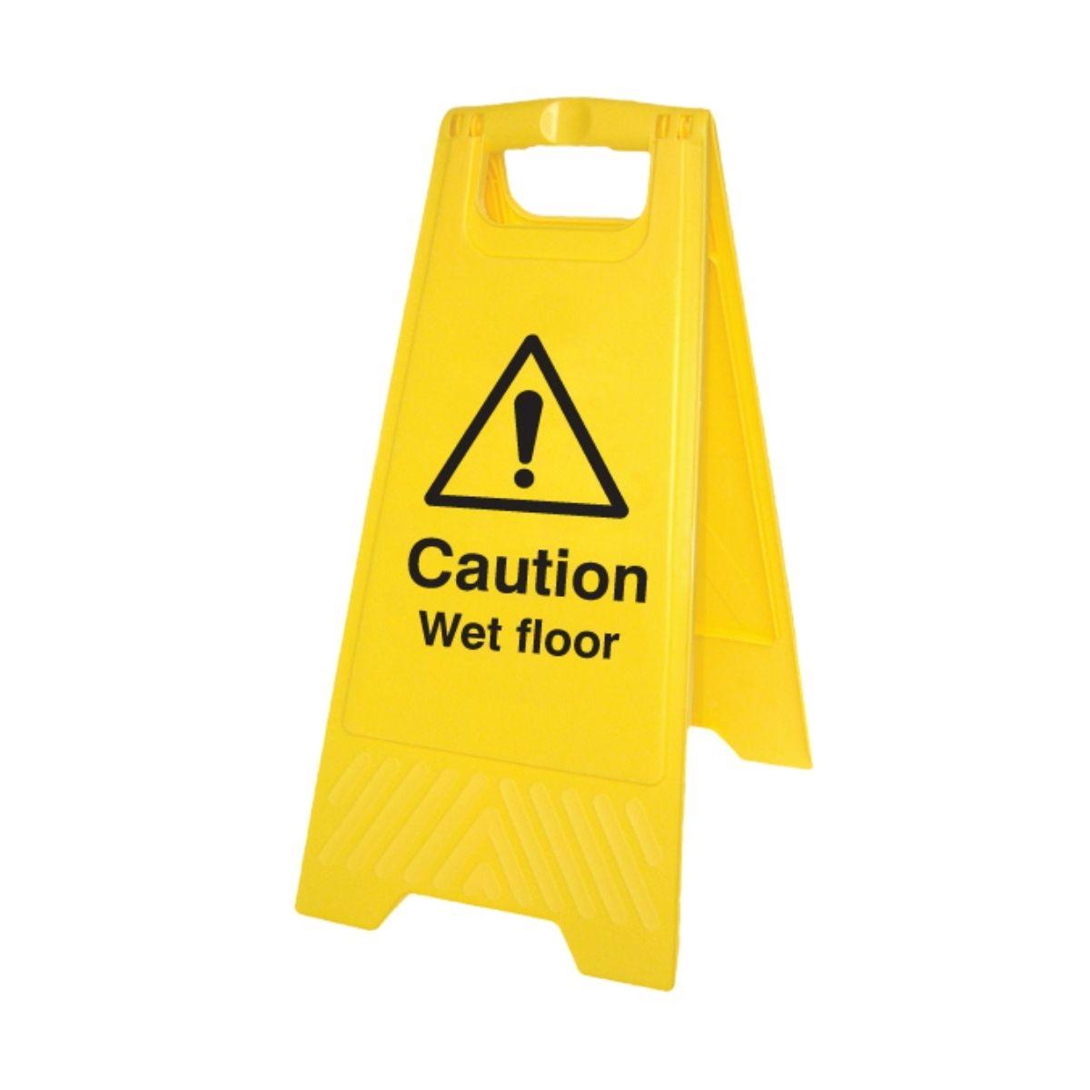 SS58515 Caution Wet Floor