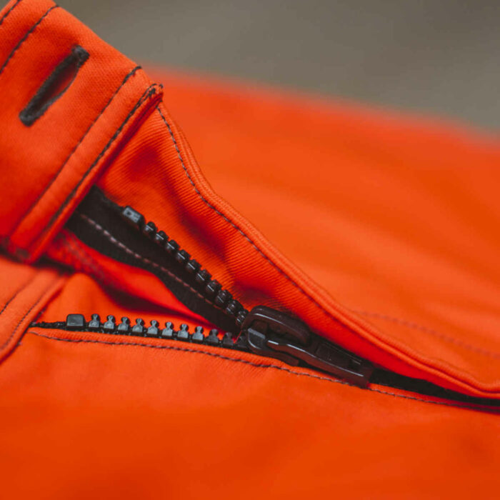AS1001 HAZTEC Minerva FR AS Trouser - Zipper