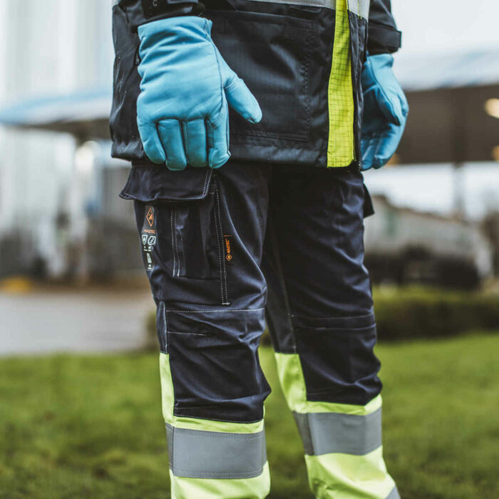 GL9823 Extreme Cold Protection Cryogenic Gloves 2
