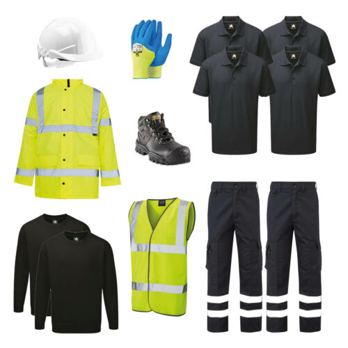 Medical Waste Collector PPE Kit