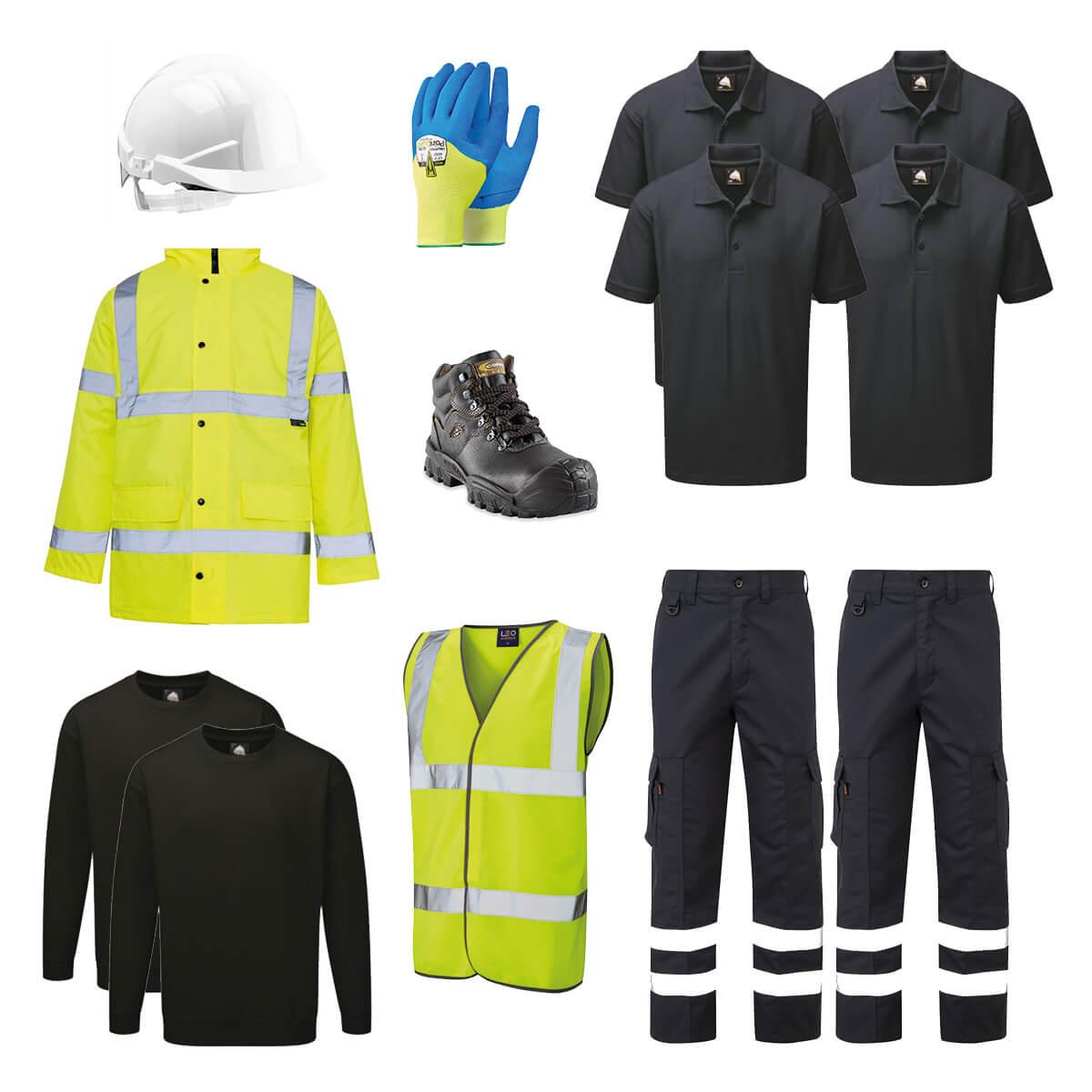 Medical Waste Collector PPE Kit